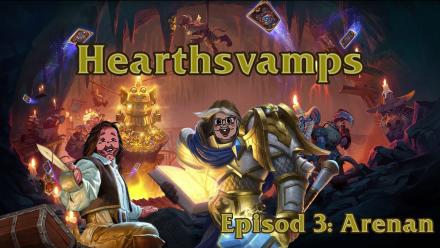 Hearthsvamps avsnitt 3: Arenan!