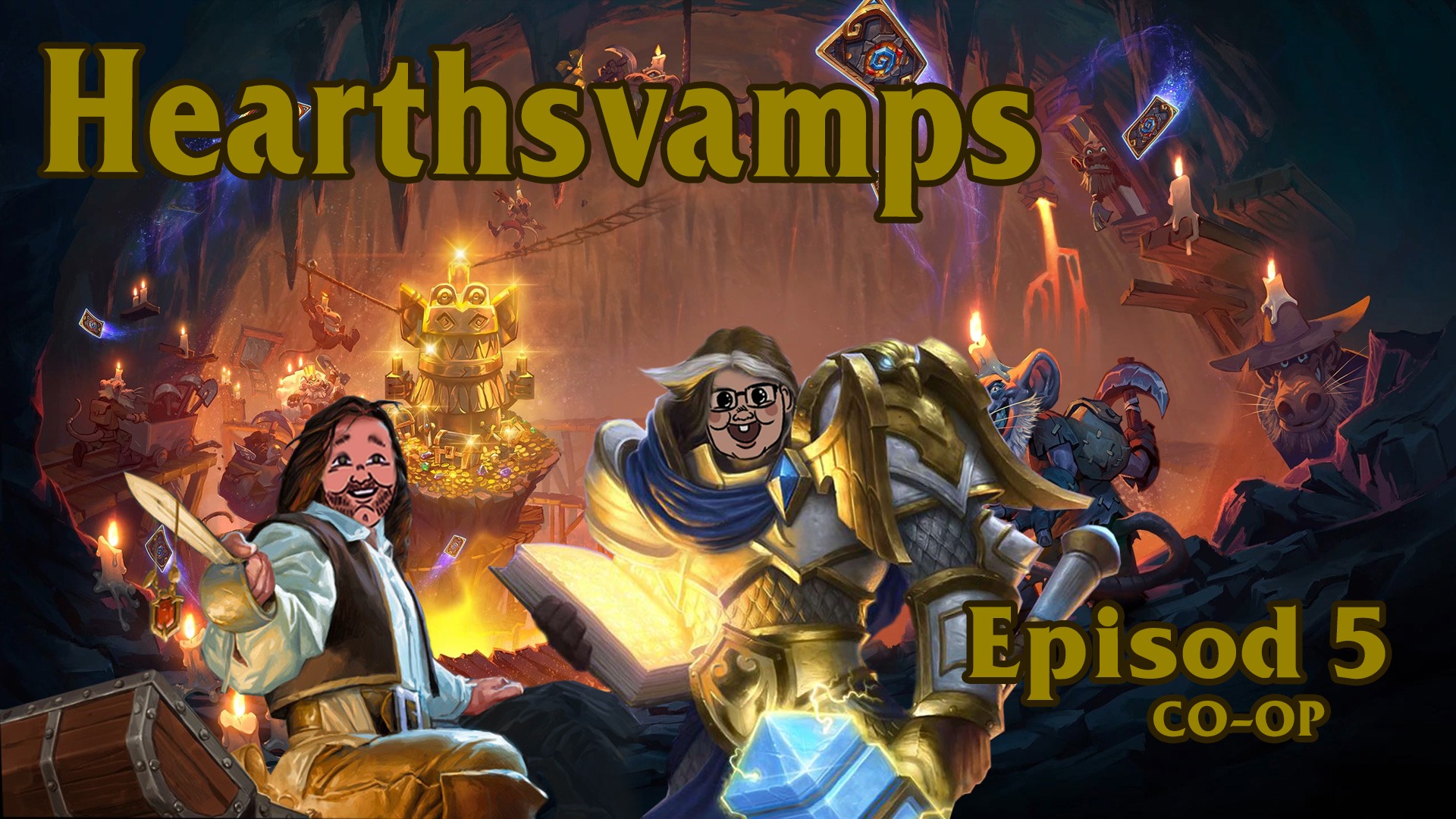 Hearthsvamps avsnitt 5: CO-OP!