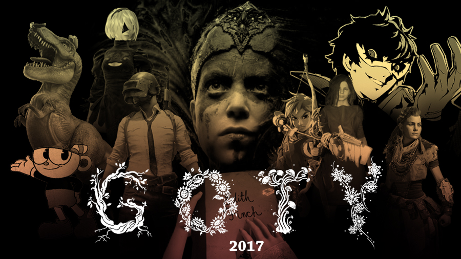 Avsnitt 214: GOTY 2017