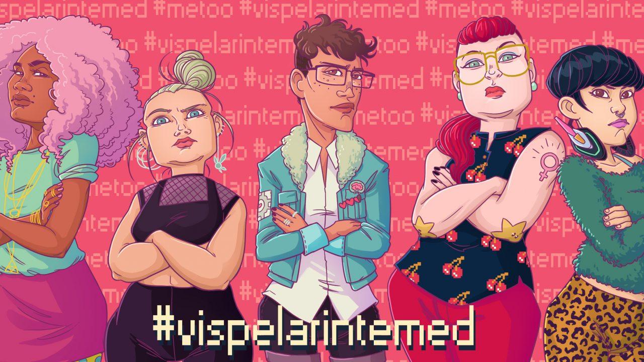 #vispelarintemed