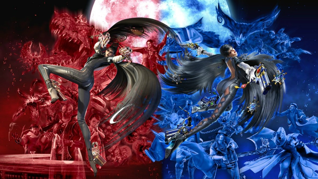 Bayonetta 1 & 2 (Switch)