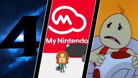 Metroid Prime 4-utvecklare, guldmynt i e-shoppen – och Toad bär inte hatt