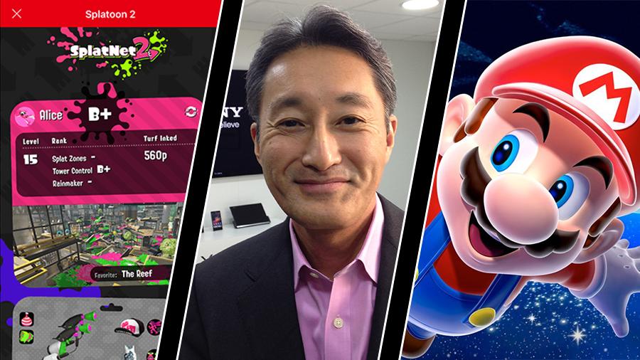Switchs online-tjänst, Kaz Hirai slutar – och Mario-filmen bekräftad