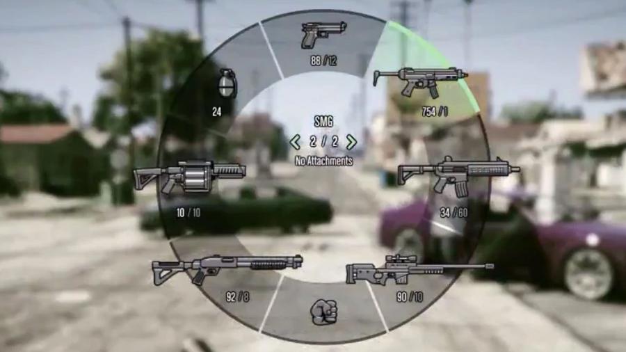 Vapenhjulet måste dö