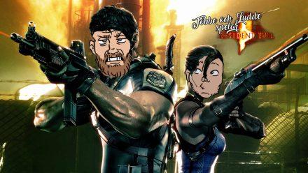 Tobbe och Ludde spelar Resident Evil 5