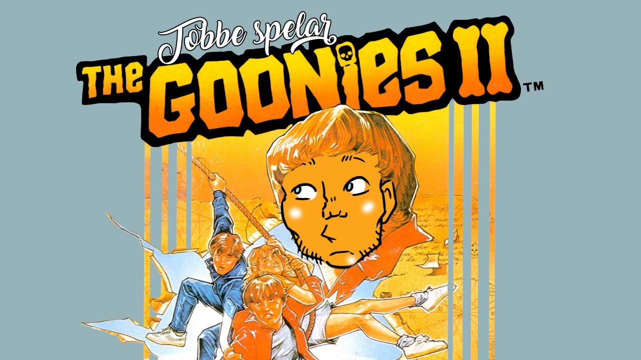 Tobbe spelar Goonies 2