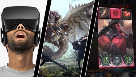 Oculus Rift-fel, Monster Hunter-succé – och Valve gör spel igen