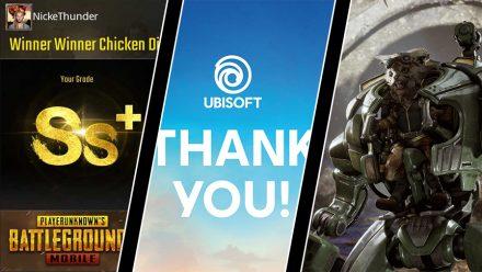 Ubisoft slipper uppköp, Paragons assets blir gratis – och botar i PUBG Mobile