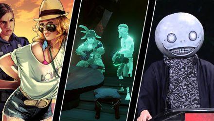 Lohans GTA-stämning, dödskostnad i Sea of Thieves och deppiga Yoko Taro