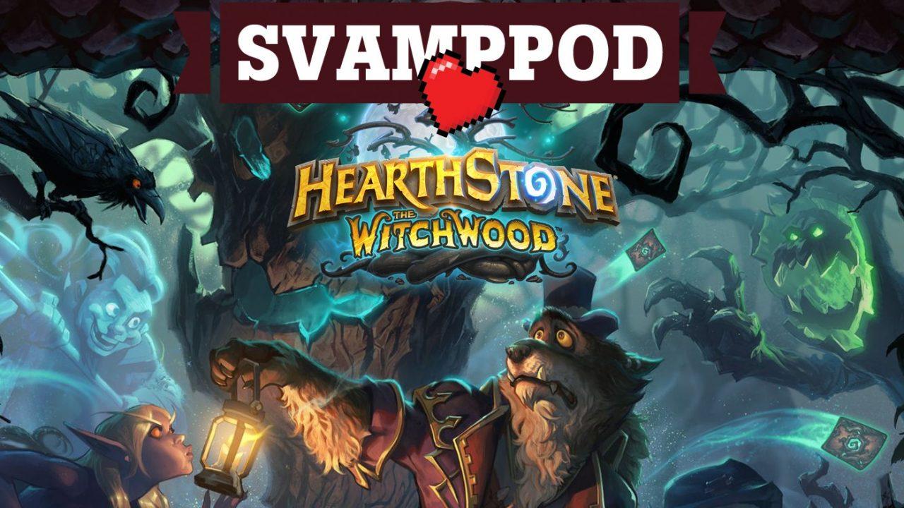 Svamppod hjärta Hearthstone – Witchwood