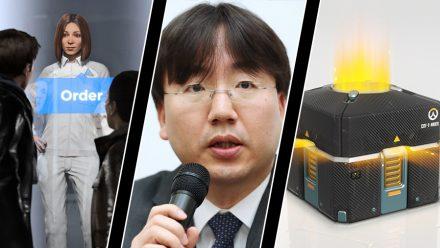 Quantic Dream-stämning, Nintendos nya chef – och mer lootlådor