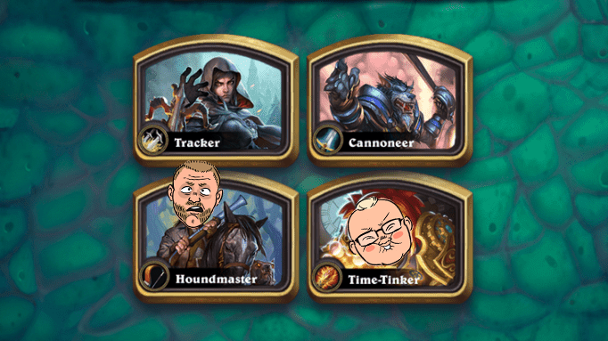 Onsdag 20:00: Hearthstone Monster Hunt-Stream
