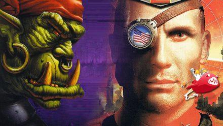RTS-special: Warcraft 2 och Red Alert 2