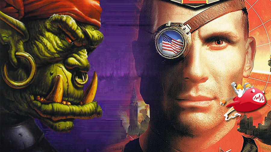RTS-special: Warcraft 2 och Red Alert 2