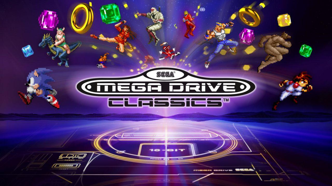 Recension: Sega Mega Drive Classics