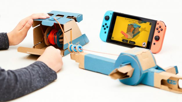 Nintendo Labo – Luddes intryck
