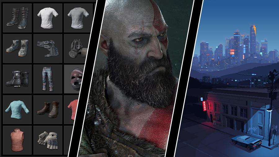 PUBG stänger av prylbyte, God of War säljer snabbast – och Levels eget spel