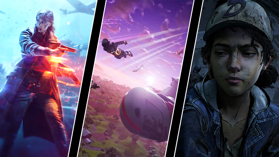 EA om Battlefield-kritik, VM i Fortnite – och Telltale stäms av grundare