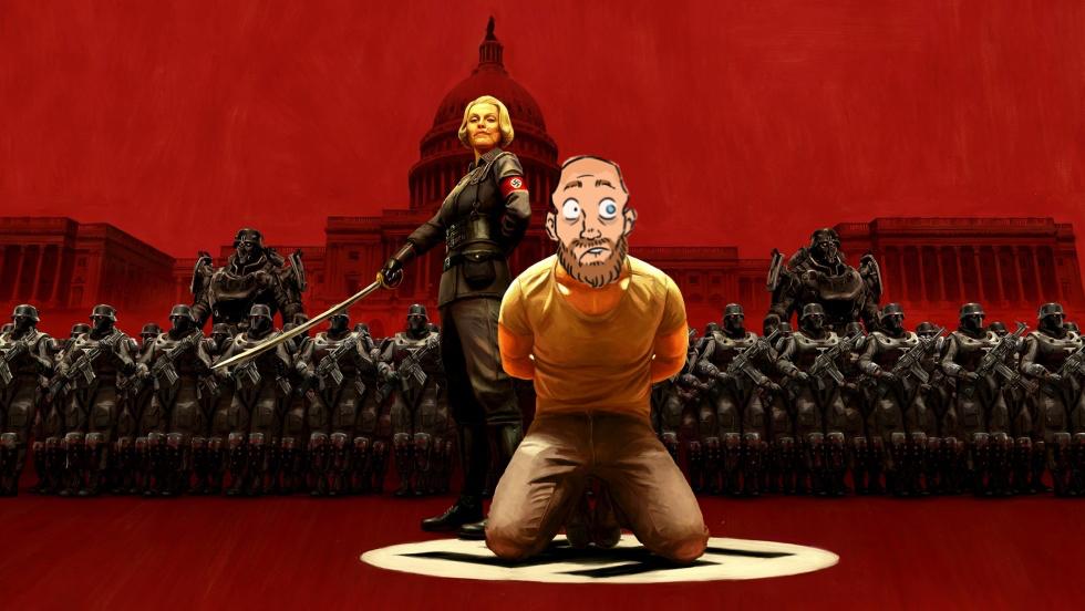 Wolfenstein II The New Colossus (Switch)