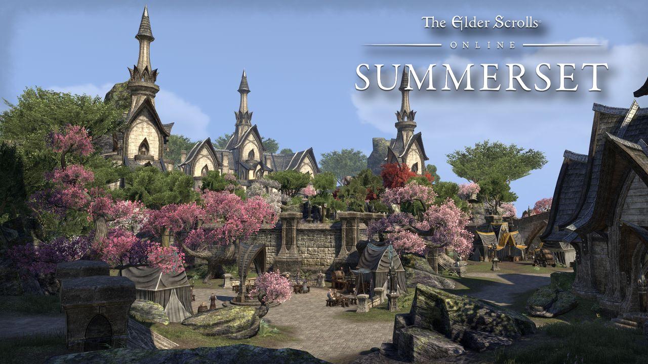 The Elder Scrolls Online: Summerset (PC)