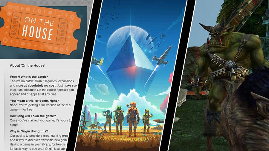 Slut på gratis Origin-spel, No Man's Sky-pengar tillbaka – och fler fel i spelkod