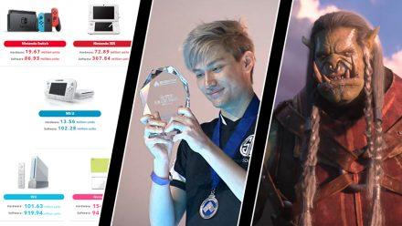 Nintendos försäljningssiffror, svenskfinal på Evo – och WoW-aktivism