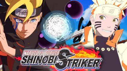 Quicktitt: Naruto to Boruto: Shinobi Striker