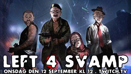 Stream – Left 4 Svamp – Onsdag 20:00