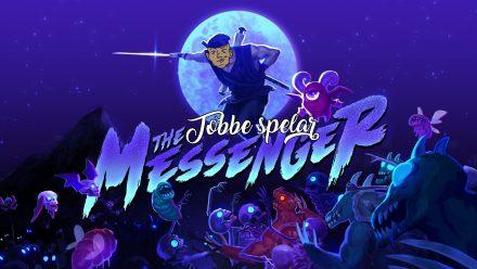 Tobbe spelar The Messenger