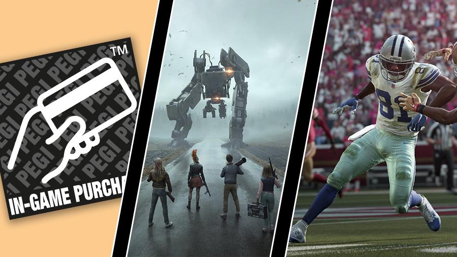 PEGI-märke för köp i spel, EA-donation efter skjutning – och svensk robotkontrovers