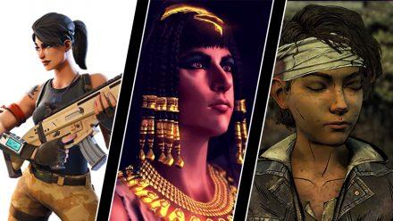 """Cross-play på Playstation 4, Total War: Rome 2 recensionsbombas – och The Walking Dead """"på paus"""""""