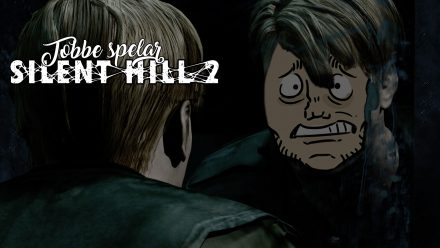 Tobbe spelar Silent Hill 2