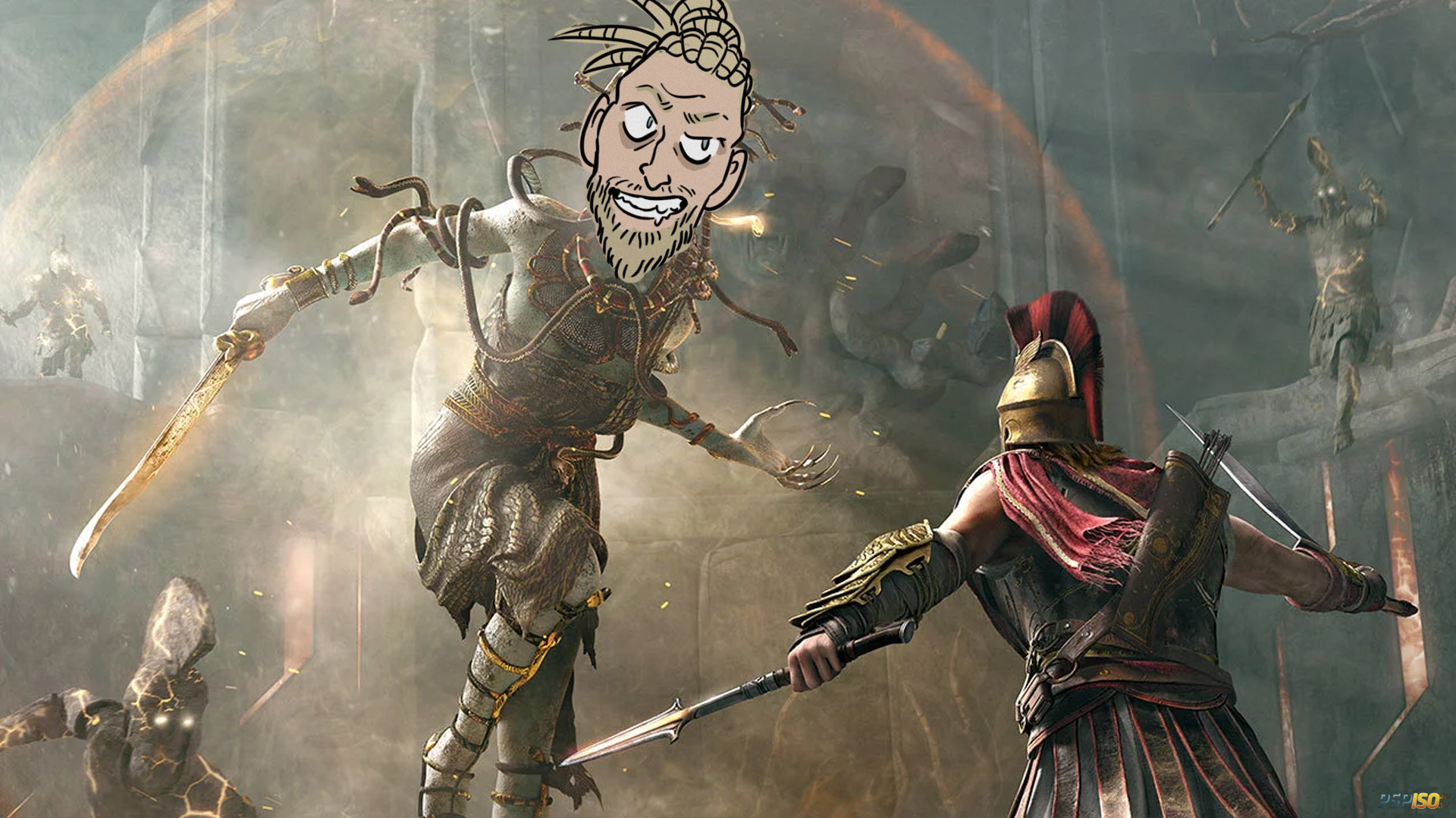 Quicktitt: Assassin's Creed Odyssey (PS4)