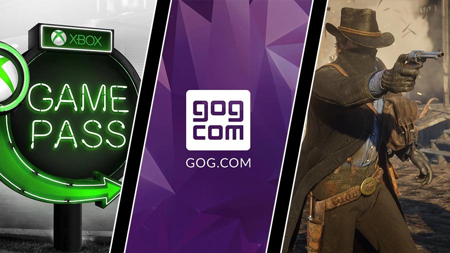 Game Pass till PC, GOG:s transhån – och Rockstars crunchkultur