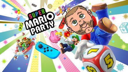 Recension: Super Mario Party (Switch)