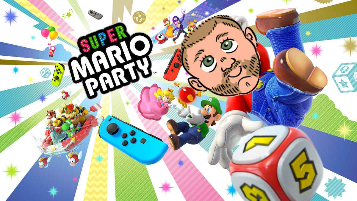 Recension: Super Mario Party (Switch)