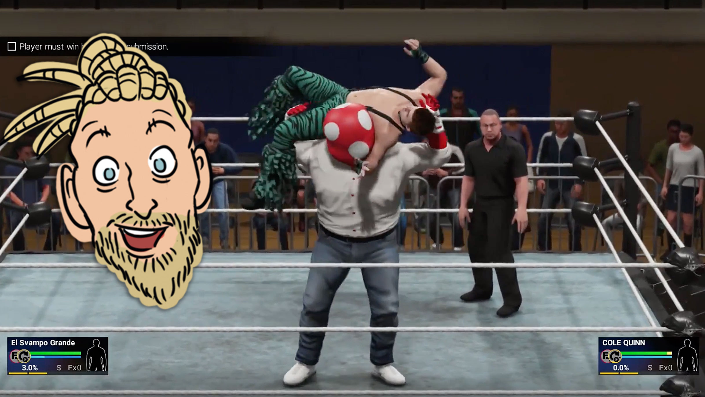 Quicktitt: WWE 2K19 (PS4)