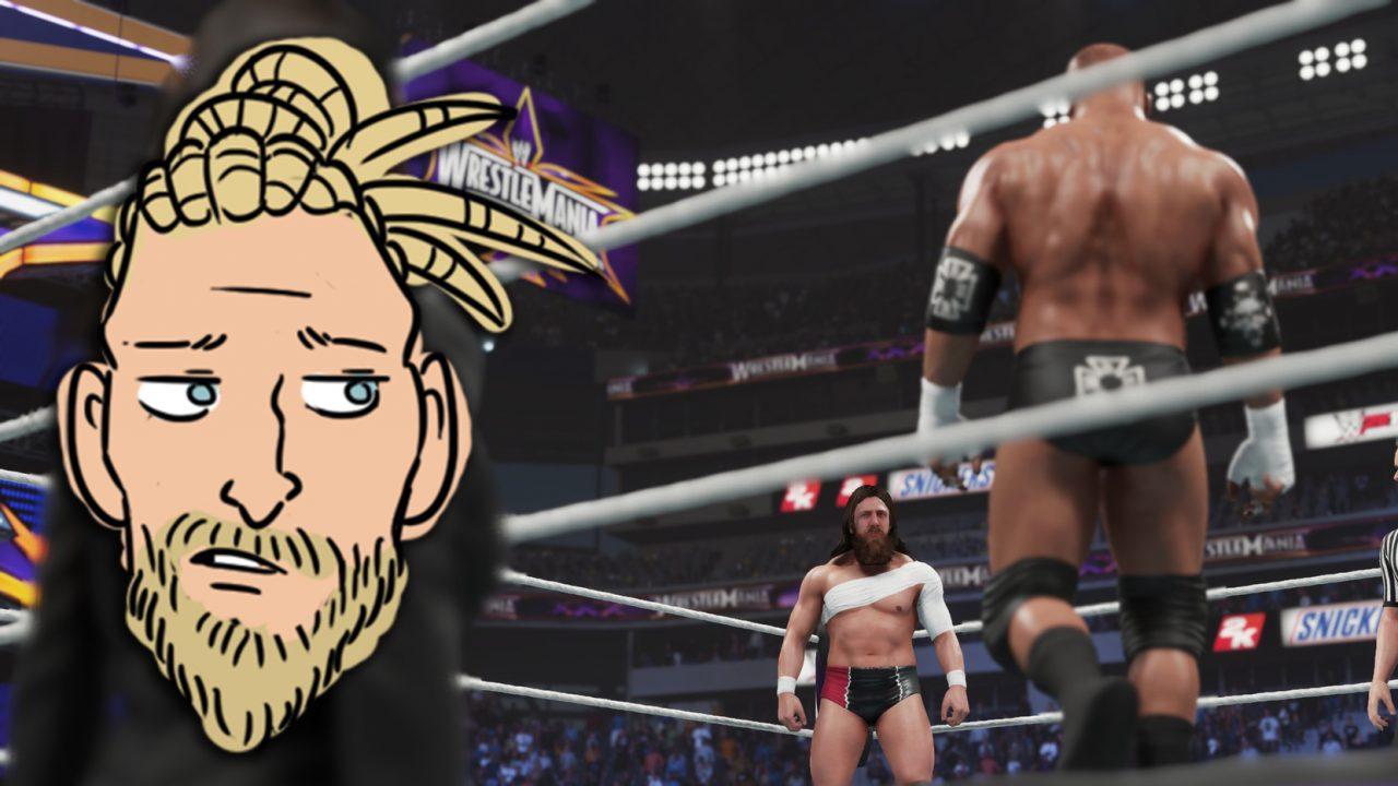 Recension: WWE 2K19