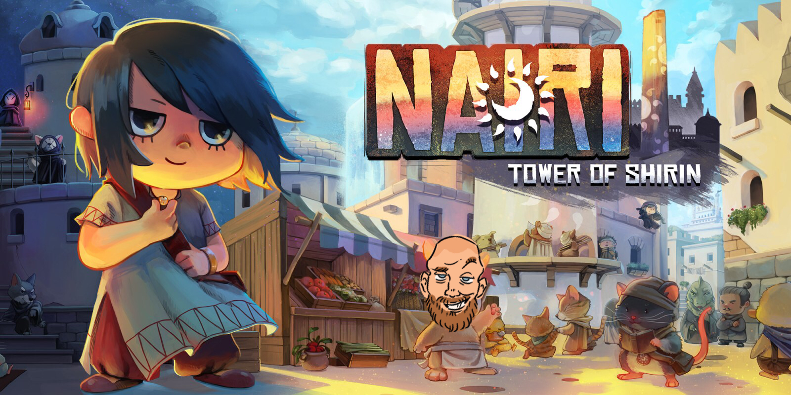 Nairi – Tower Of Shirin
