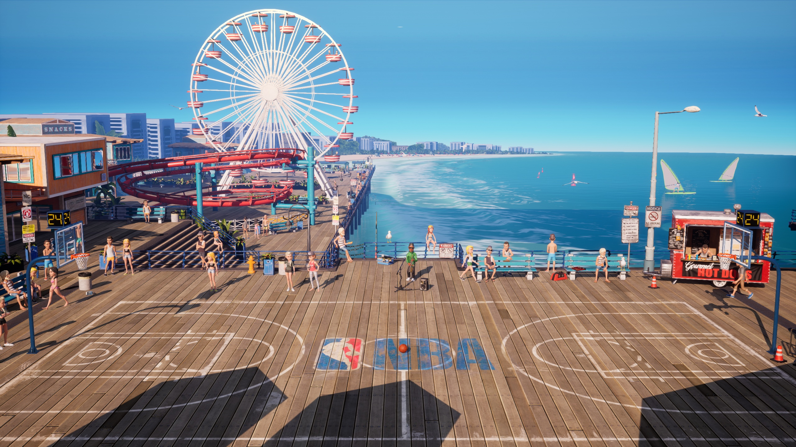 NBA Playgrounds 2 (XO)