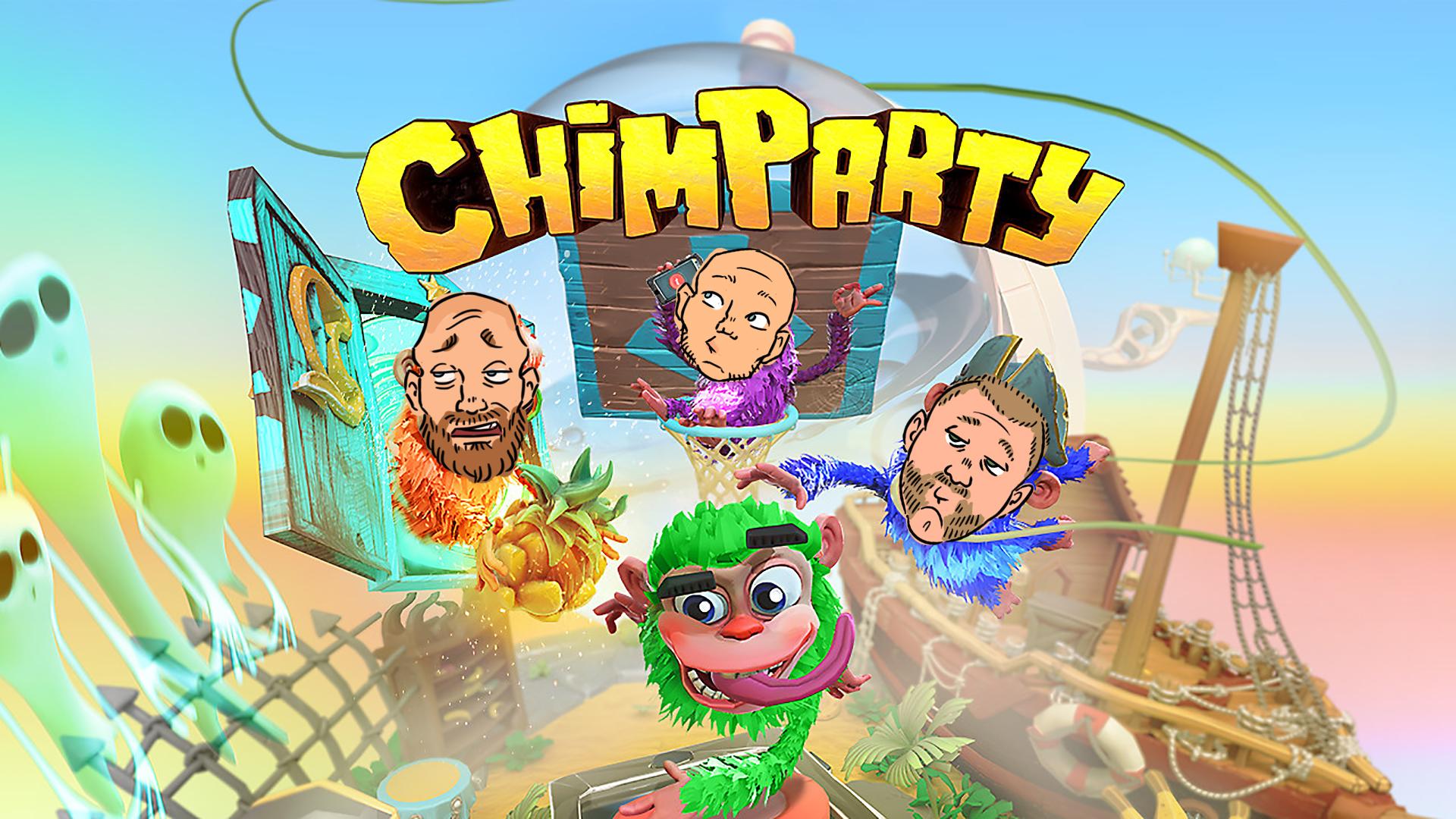 Quicktitt: Chimparty (PS4)