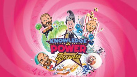 Quicktitt: Knowledge is Power: Decades (PS4)