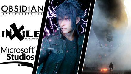 Microsoft köper rollspelsstudior, DLC till Final Fantasy 15 ställs in – och firande av Stilleståndsdagen i Battlefield 1