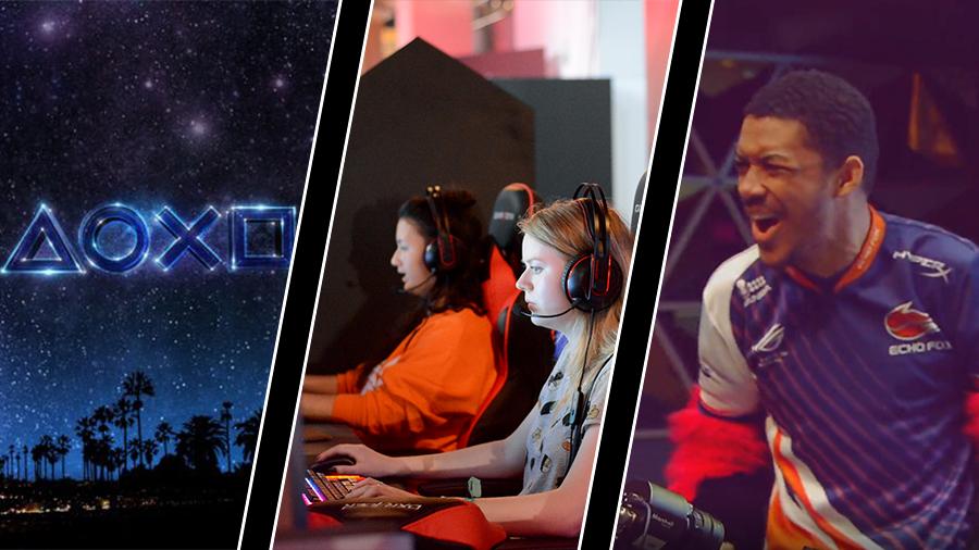 Sony nobbar E3, e-sportliga för kvinnor – och SonicFox donerar till motståndare