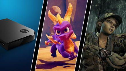 Steam Link skrotas, Spyro saknar undertexter – och The Walking Dead blir färdigt