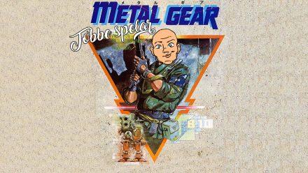 Tobbe spelar Metal Gear (MSX)