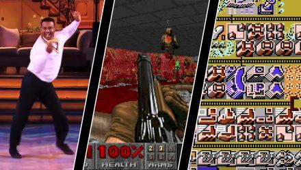 Carlton-stämning för Fortnite, Roomba skapar Doom-banor – och Simcity till NES uppgrävt