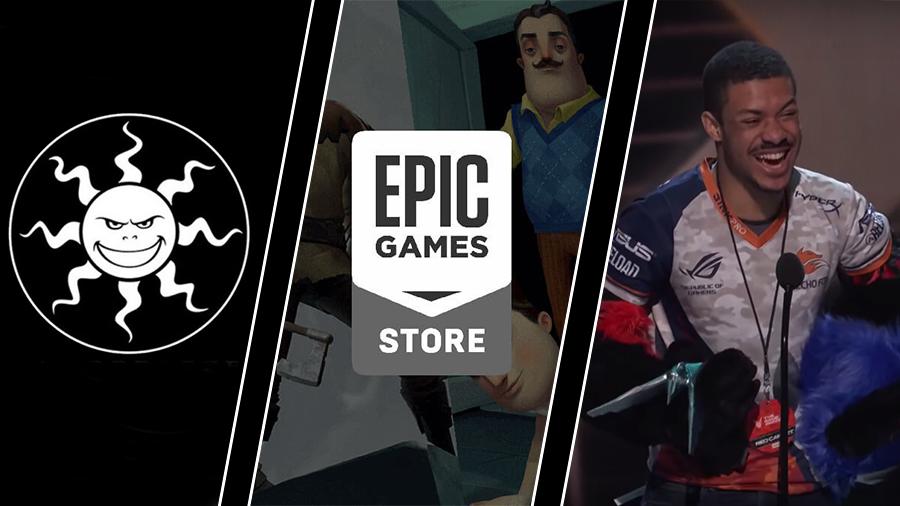 Razzia mot Starbreeze, Epic öppnar spelbutik – och det bästa från The Game Awards