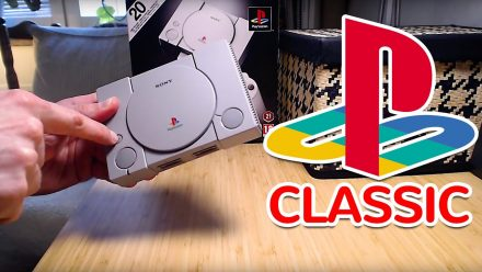 Playstation Classic (PS1)