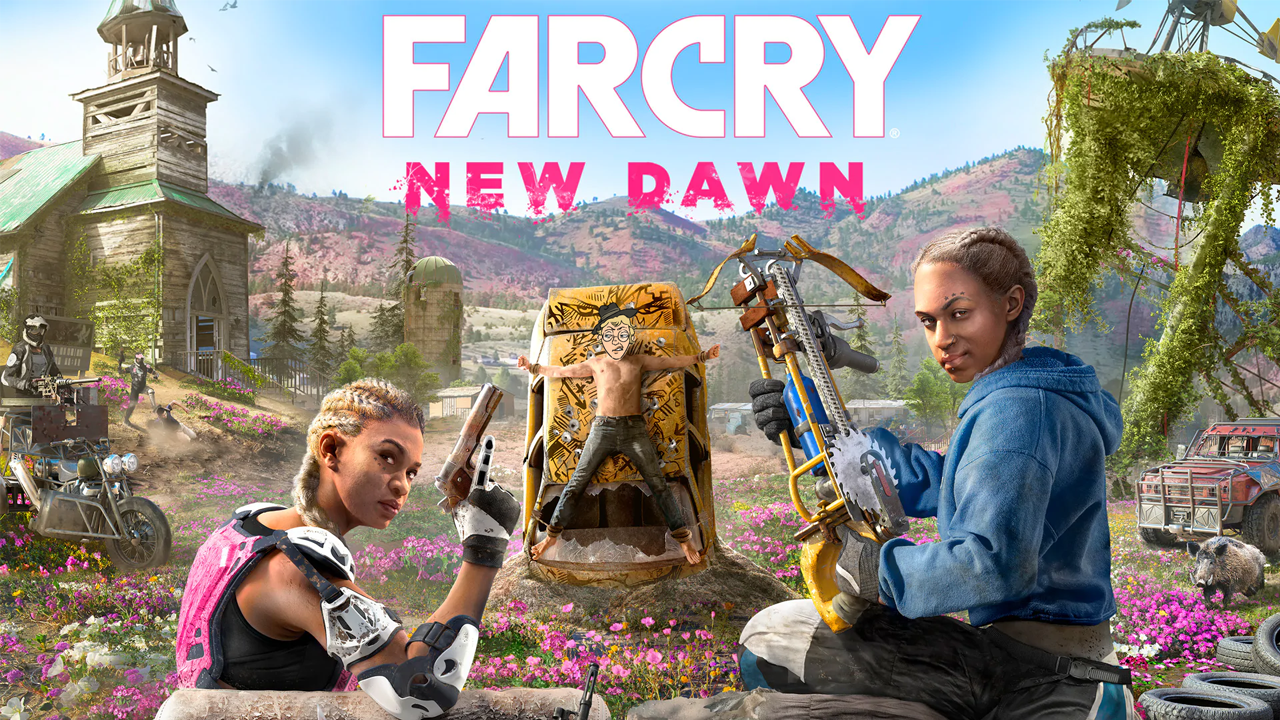 Far Cry: New Dawn och Ubisofts kattvissla